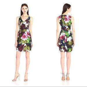 Trina Turk  Cosima Brandy Alexander Silk Dress 810